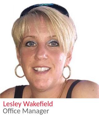 Lesley Wakefield
