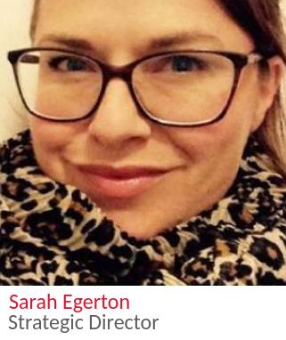 Sarah Egerton